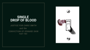 A Single Drop of Blood – Criminal Investigations