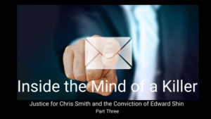 Inside The mind of a Killer – Criminal Investigations